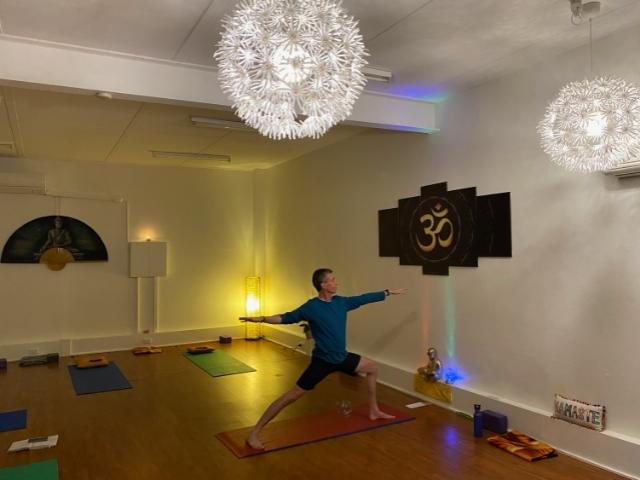 Yoga Studio Darren